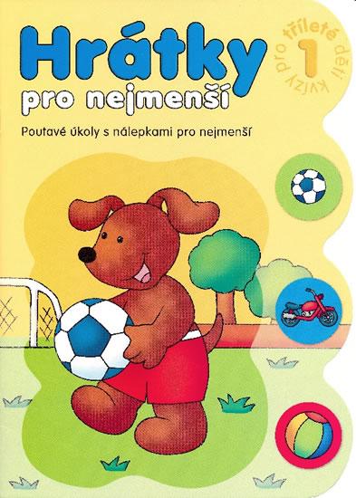 Hrátky pro tříleté děti 1 část