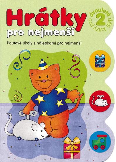 Hrátky pro dvouleté děti 2 část