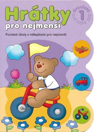 Hrátky pro dvouleté děti 1 část