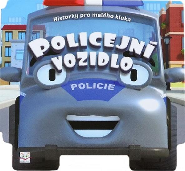 Historky pro malého kluka - Policejní vozidlo