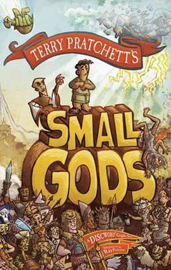 Small Gods : A Discworld Graphic Novel 13