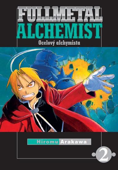 FULLMETAL ALCHEMIST - OCELOVÝ ALCHYM. 2
