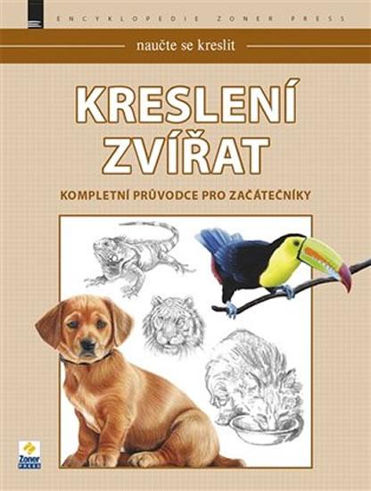 Kniha Kresleni Zvirat Kompletni Pruvodce Pro Zacatecniky Knizniklub Cz