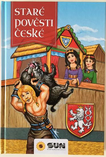 080-20 STARÉ POVĚSTI ČESKÉ - NOVÉ -