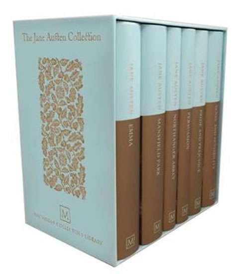 The Jane Austen Collection (Macmillan Collector's Library)