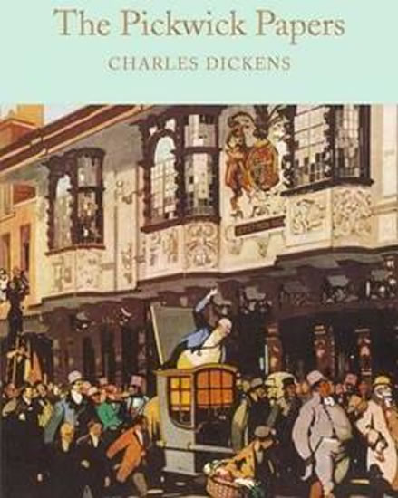 Pickwick Papers (Macmillan Collector's Library)