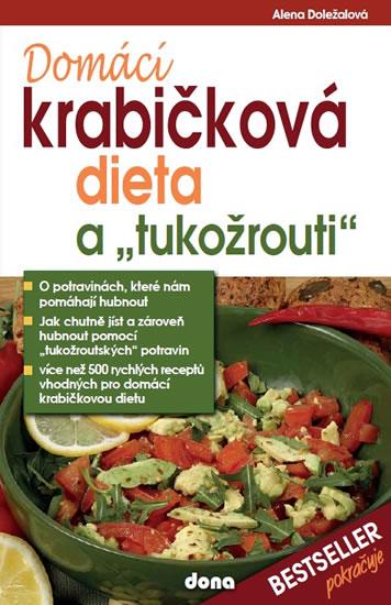 Kniha Domácí krabičková dieta a
