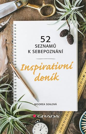 Inspirativní deník - 52 seznamů k sebepoznání