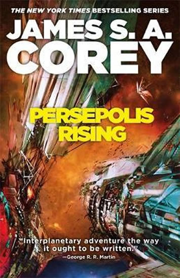 Persepolis Rising : Book 7 of...