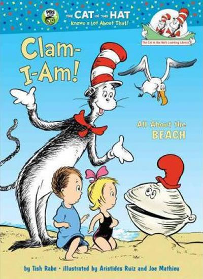 Clam-I-Am! All About the Beach