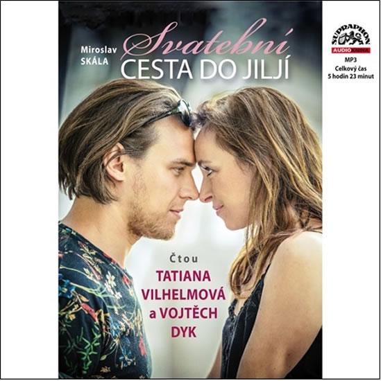 CD SVATEBNÍ CESTA DO JILJÍ