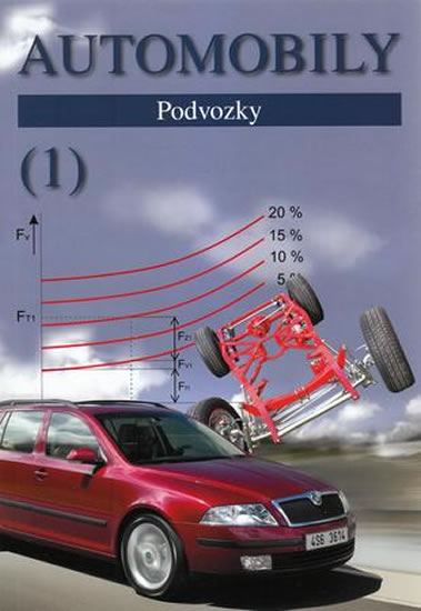 AUTOMOBILY 1 - PODVOZKY