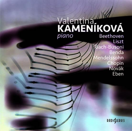 CD Kameníková Valentina - Piano Recital
