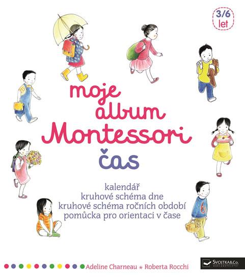 Moje album Montessori - Čas