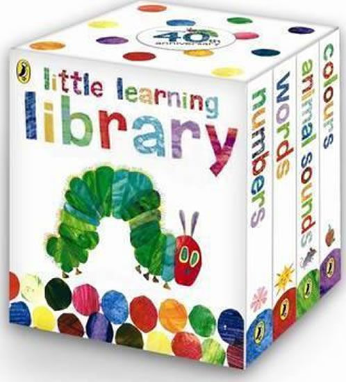 Little Learning Library: The Very Hungry Caterpillar