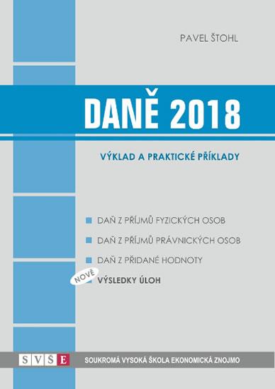 DANĚ 2018 - VÝKLAD A PRAKTICKÉ PŘÍKLADY