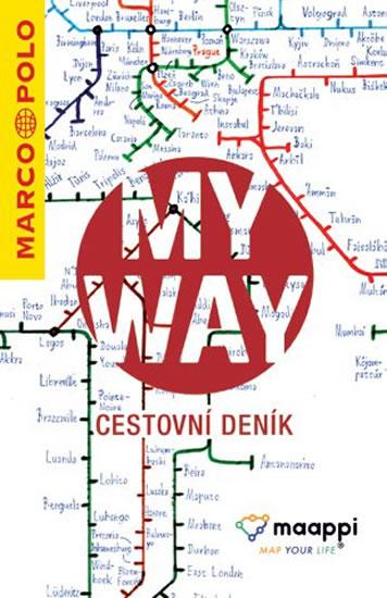 MY WAY - CESTOVNÍ DENÍK / MAAPPI