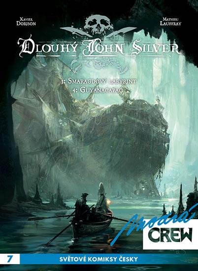 Modrá Crew 07: Dlouhý John Silver 3+4