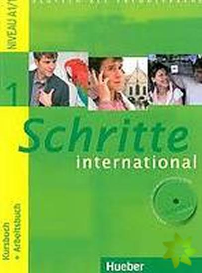 SCHRITTE INTERNATIONAL 1 + SLOVNÍČEK