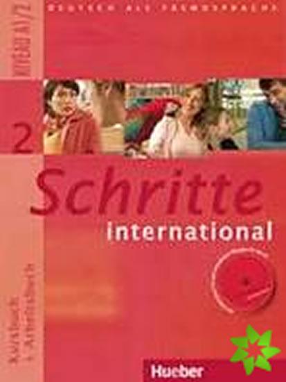 SCHRITTE INTERNATIONAL 2 PACKET