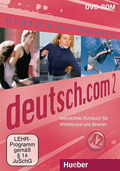 Deutsch.com 2 Interaktives KB DVD