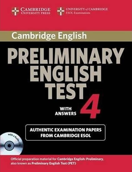 Camb PET 4 Seif- Study Pack