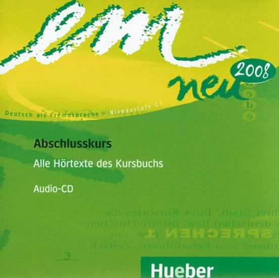 Em neu 2008 Abschlusskurs 1 CD