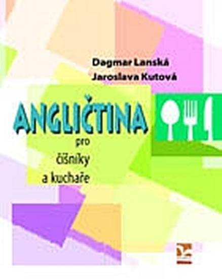 Kniha Angličtina pro číšníky a kuchaře  e78f29785ca