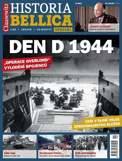 HISTORIA BELLICA SPECIÁL 2/18 - DEN D V