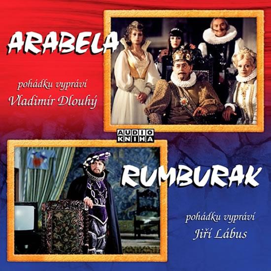 ARABELA A RUMBURAK - 2 CDMP3