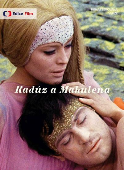 DVD Radúz a Mahulena