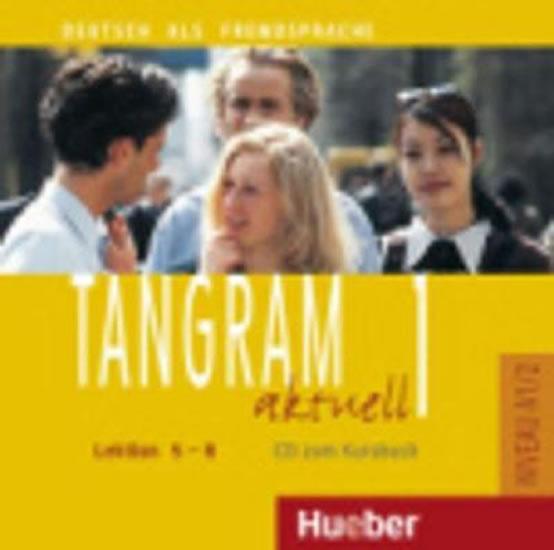 Tangram aktuell 1 Lek.5-8 CD