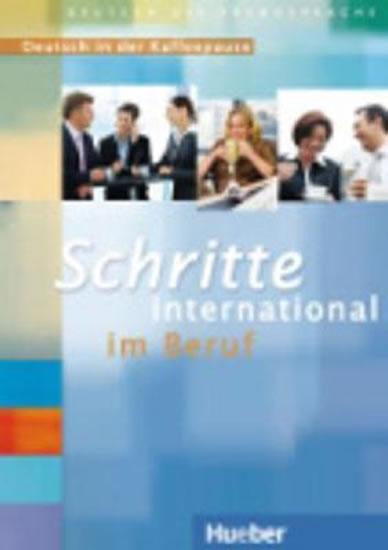 Schritte International im Beruf Deutsch in der Kaffee CD