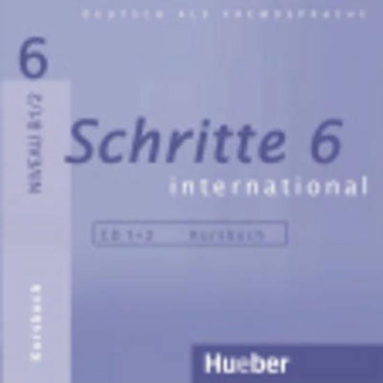 Schritte int. 6 NE CD zum Kursbuch