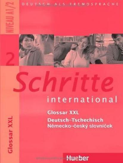 SCHRITTE INTERNAT 2: GLOSSAR XXL DEUTSCH