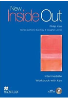New Inside out inter. WB+CD