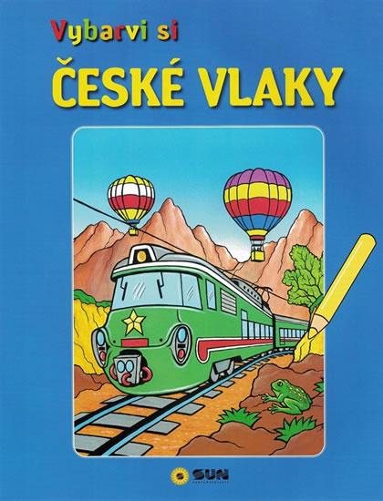 214-18 VYBARVI SI - ČESKÉ VLAKY -