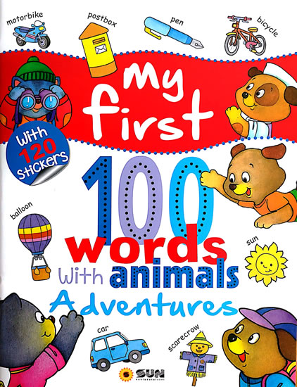 Adventures - My first 100 words