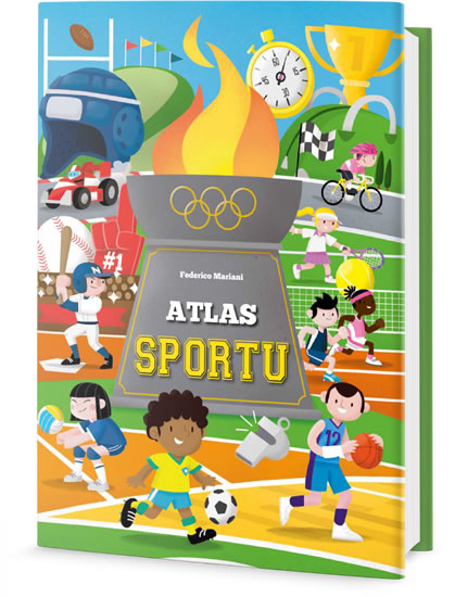 Atlas sportu - Mariani Federico