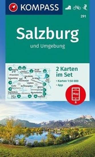 Salzburg, Rund um 291 Kompass