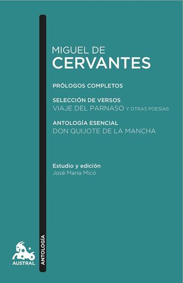 Miguel de Cervantes: Antología
