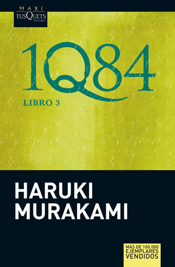 1Q84: Libro 3 (španělsky)