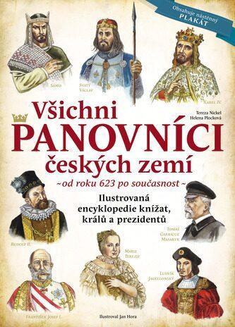 Všichni panovníci českých zemí od roku 623 až po současnost