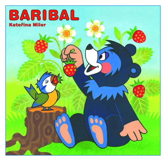 Baribal - Omalovánky pro nejmenší