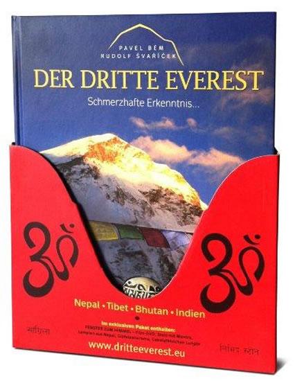 Der Dritte Everest - Nepal, Tibet, Bhuta