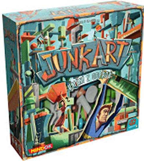 Junk Art - umění z odpadu