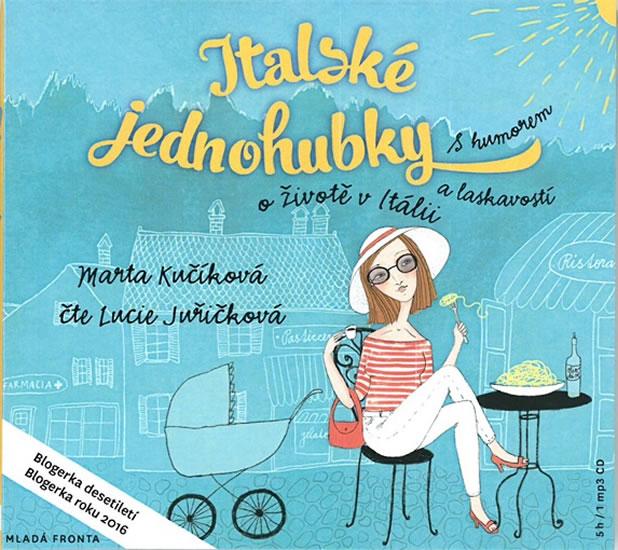 ITALSKÉ JEDNOHUBKY CD