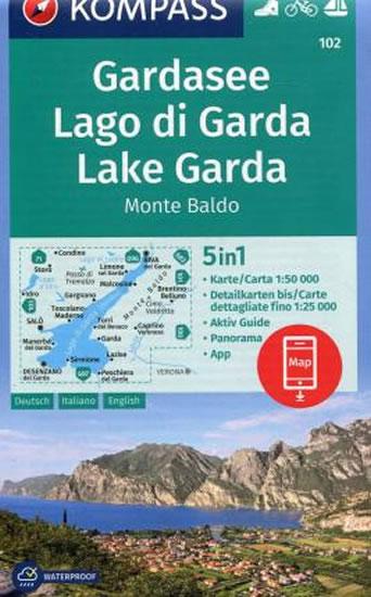 GARDASEE, LAGO DI GARDA, LAKE GARDA 102