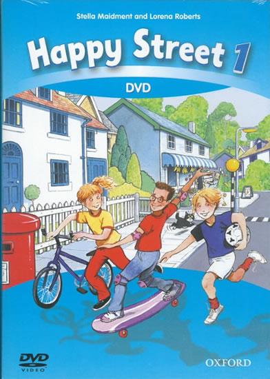 Happy Street 1 DVD 3.vydání