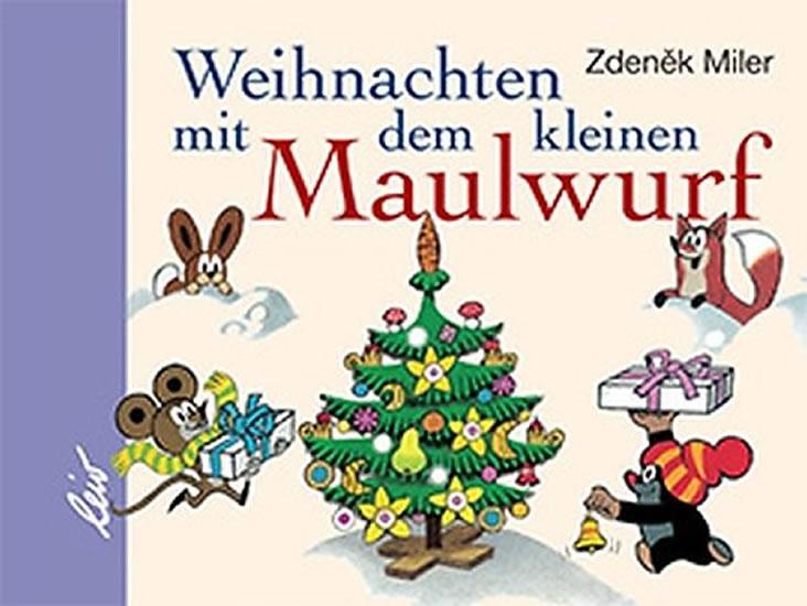 Weihnachten mit dem kleinen Maulwurf